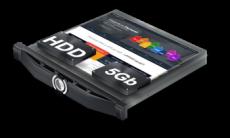 WEB 5 Gb HDD