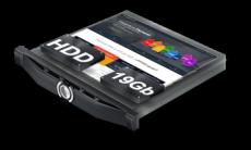 WEB 19 Gb HDD