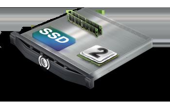 VPS 150 Gb SSD